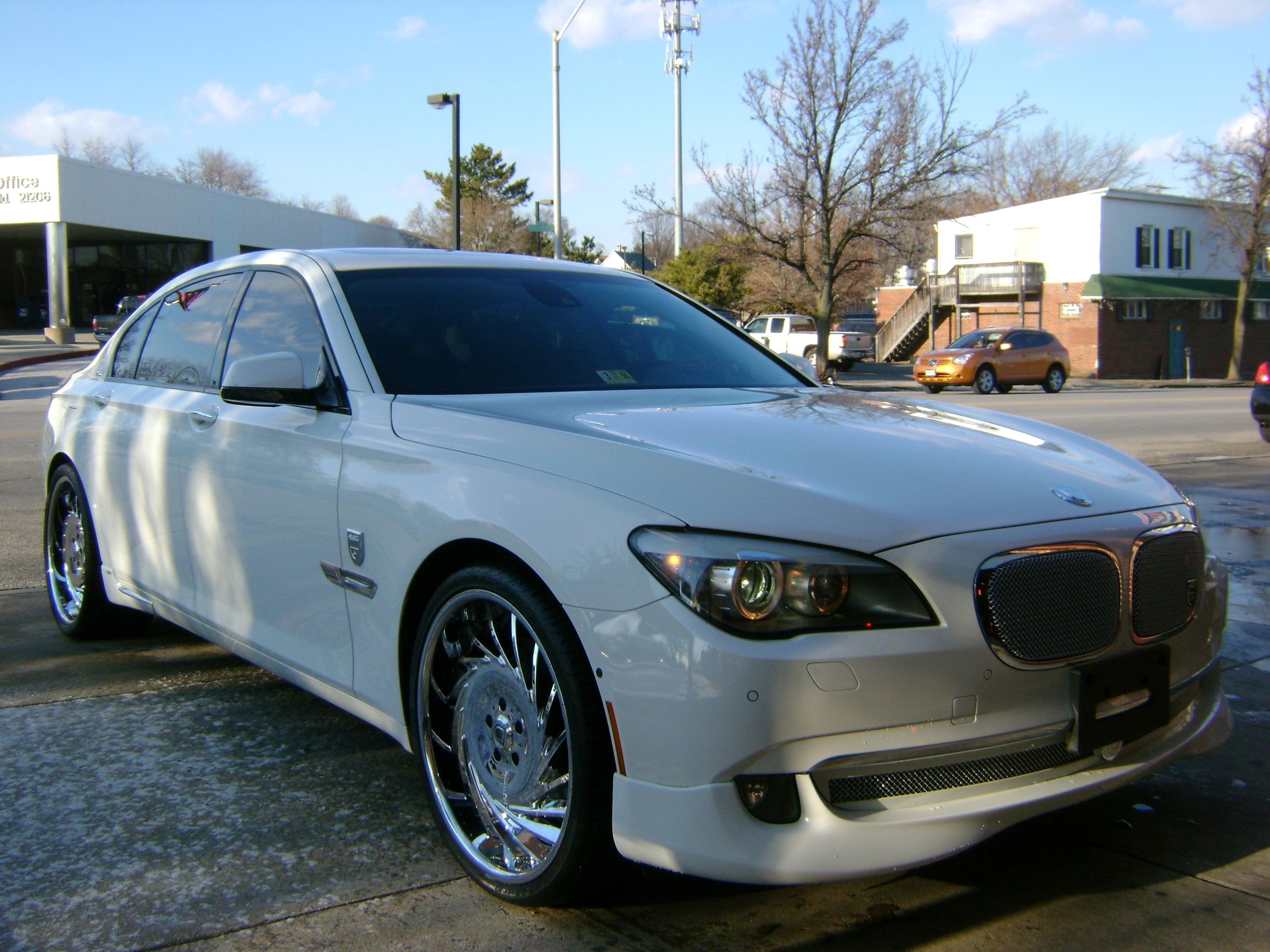 NOLIMITINC 2010 BMW 7 Series