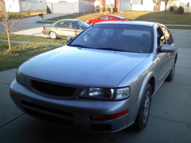 Another F13ND 1995 Nissan Maxima post... - 14967569