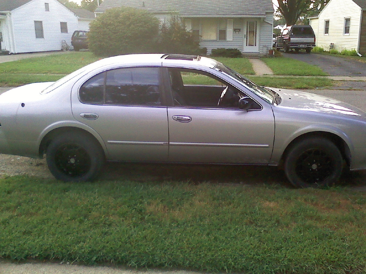 Another F13ND 1995 Nissan Maxima post... - 14967571
