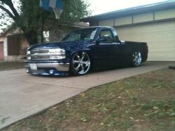 dra99nkings 2000 Chevrolet Silverado 1500 Regular Cab
