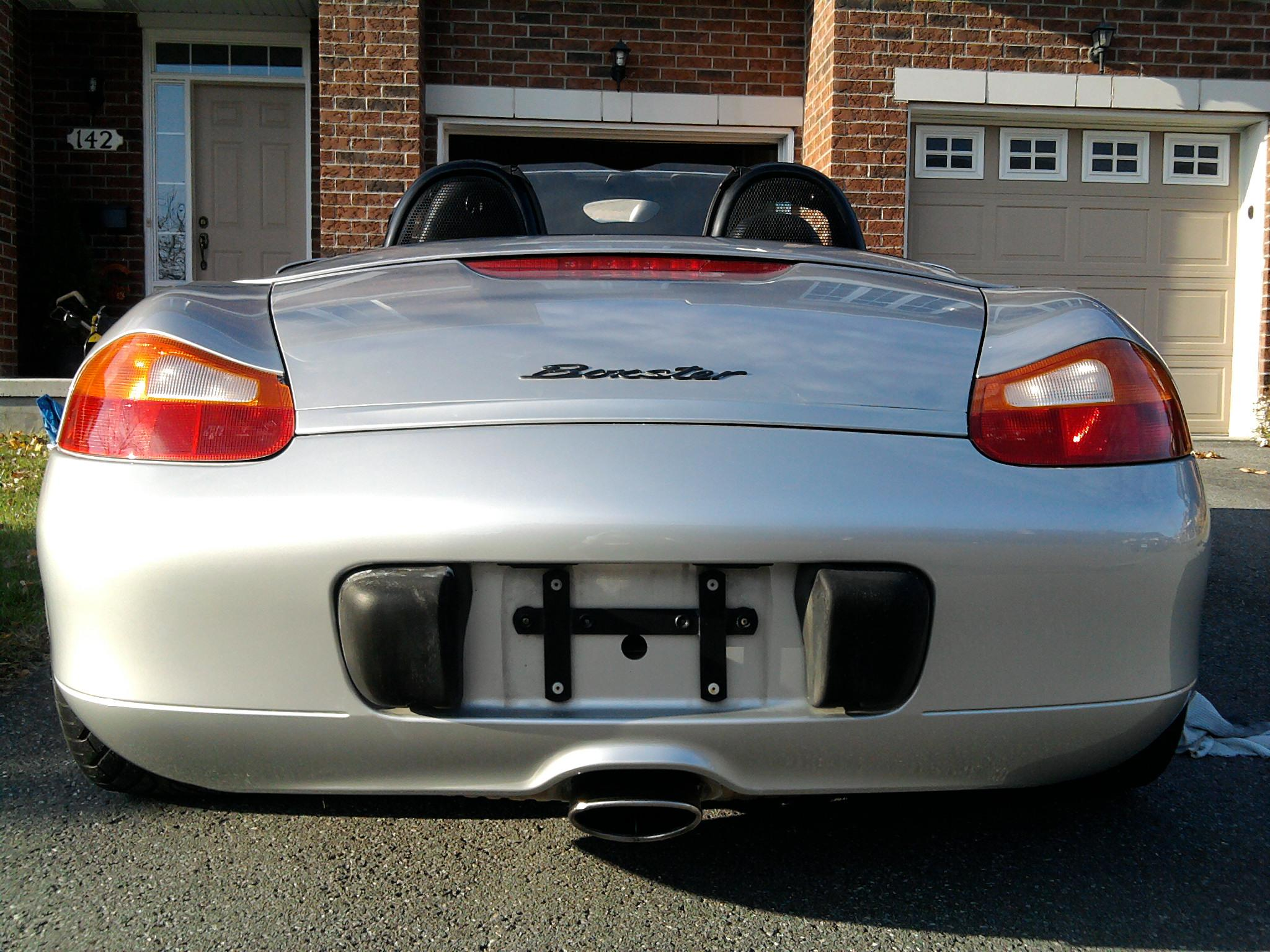 Another gare777 1997 Porsche Boxster post... - 14965836