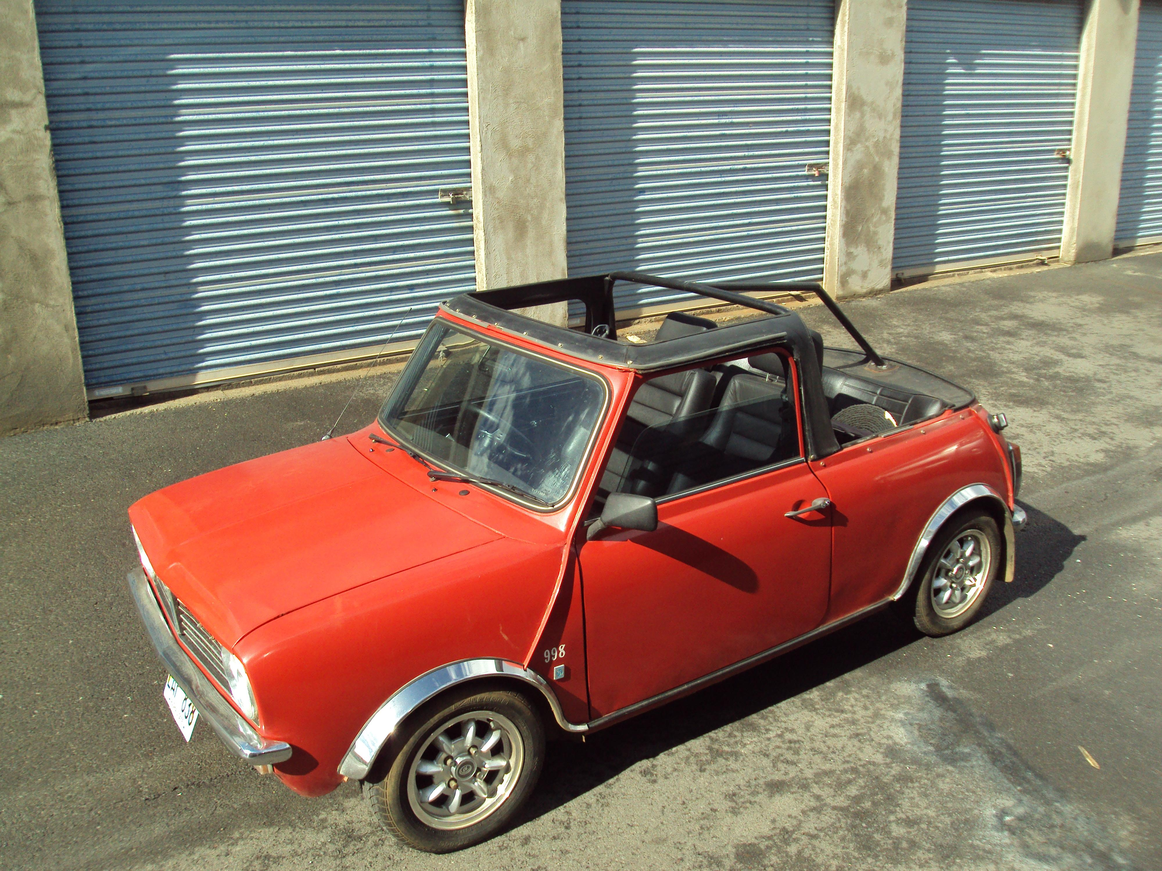 Another exoticar2 1972 MINI Clubman post... - 14968770
