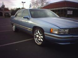 CaliBoss 1994 Cadillac Concours