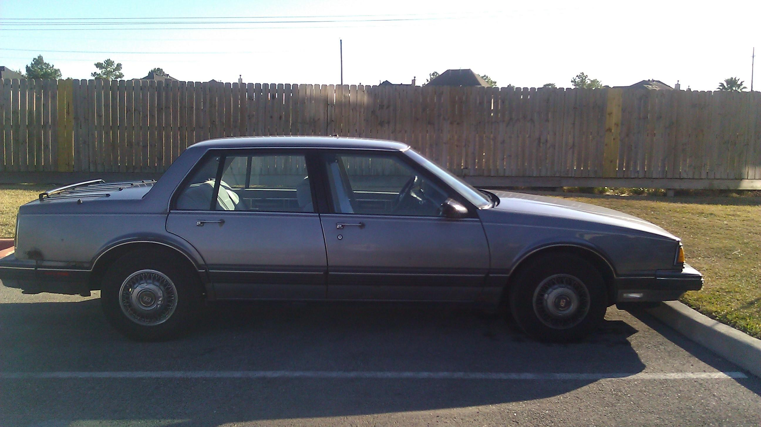 Another SUPERMAR85 1990 Oldsmobile Delta 88 post... - 14969439