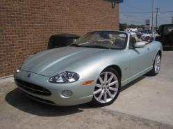 two_points 2006 Jaguar XK Series