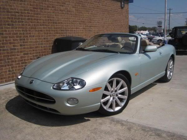 2006 Jaguar XK Series