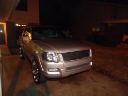 ChevyBoi25s 2007 Ford Explorer