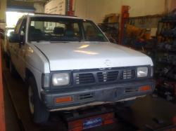 91lux86s 1996 Nissan D21 Pick-Up