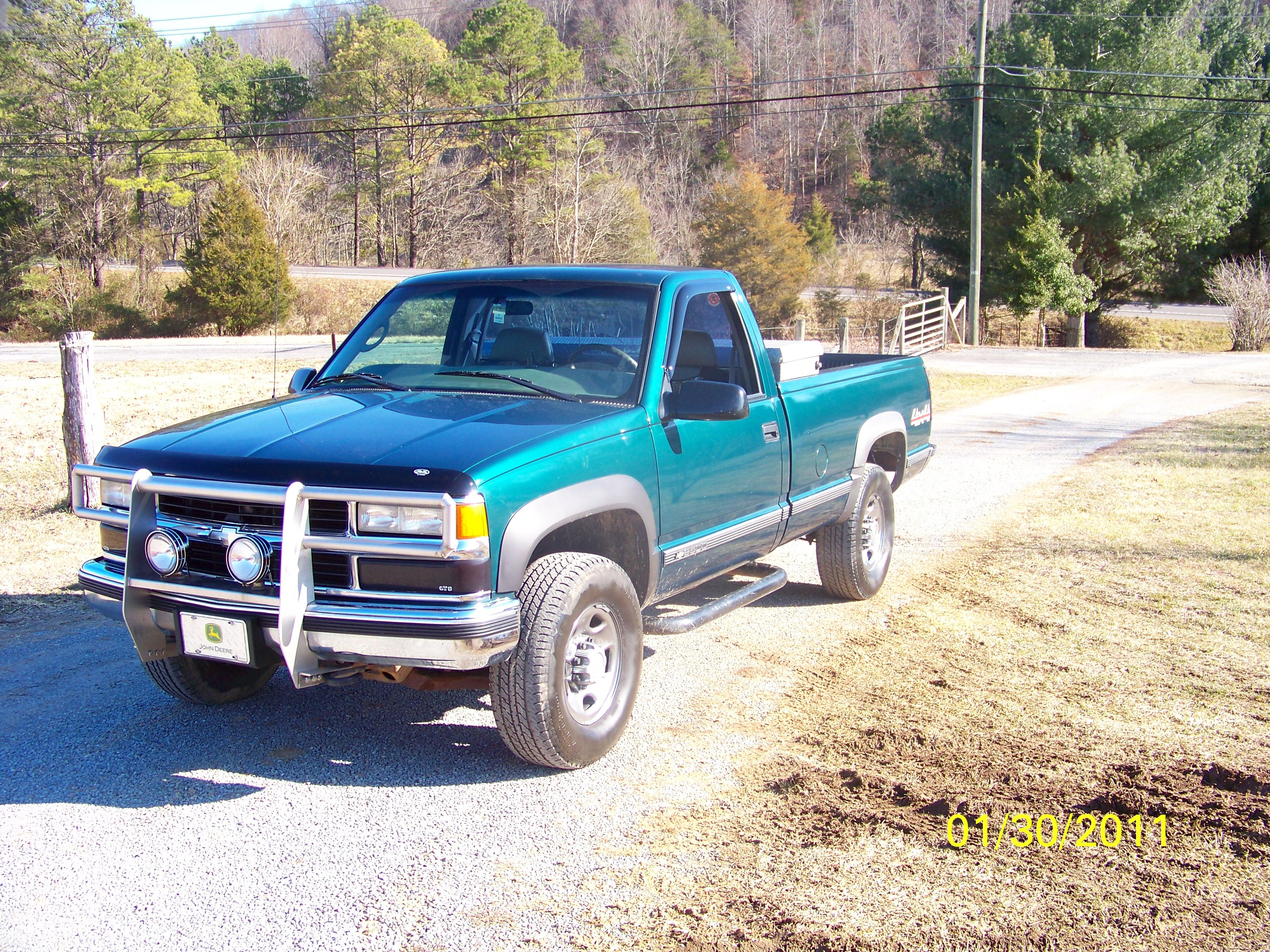 2000 Chevrolet 2500 Regular Cab