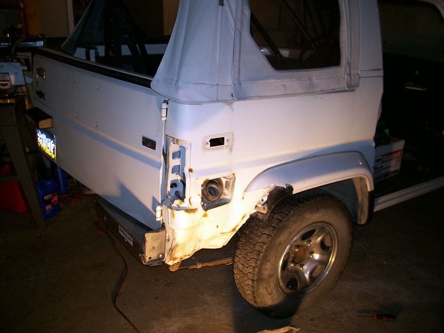 Another AlaskanOgre 1992 Daihatsu Rocky post... - 14971324