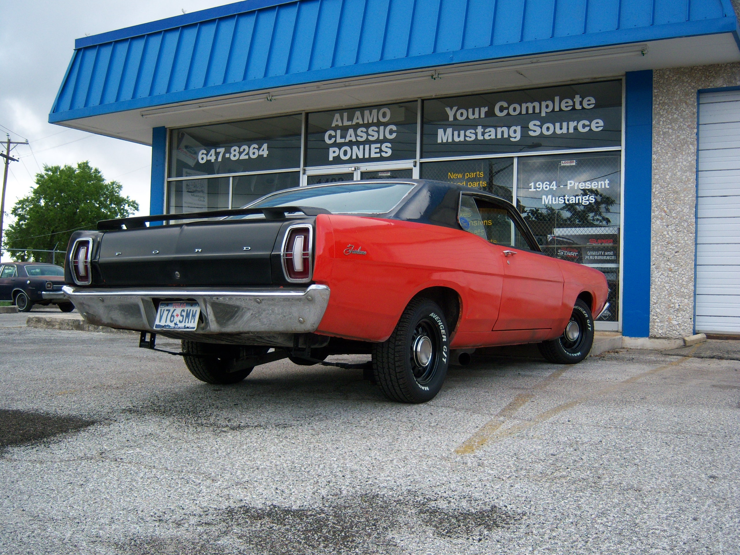 Hour13GT 1968 Ford Fairlane 14971403
