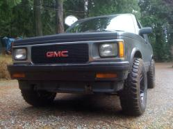 87camaroprojects 1994 GMC Jimmy