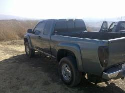 chrisD09 2006 GMC Canyon Extended Cab