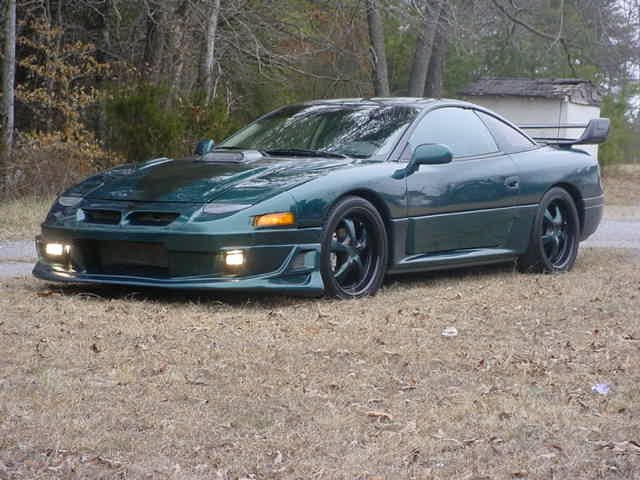 Another Stealth-Up-In-Ya 1993 Dodge Stealth post... - 14971623