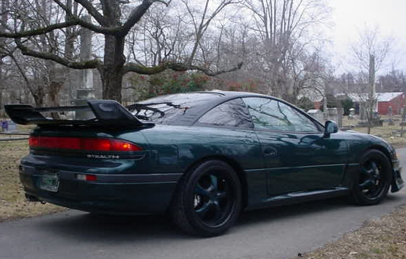 Another Stealth-Up-In-Ya 1993 Dodge Stealth post... - 14971631