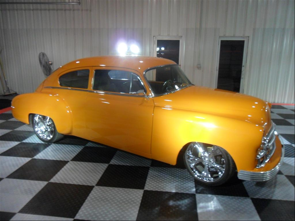 1949 Chevrolet Deluxe 4 Door http://kootation.com/thread-1949-chevrolet-2-4-door-deluxe-fastback-supercars/cactusclassics.com*images*cars*1949ChevyFastback*1949ChevyPassSide.jpg/