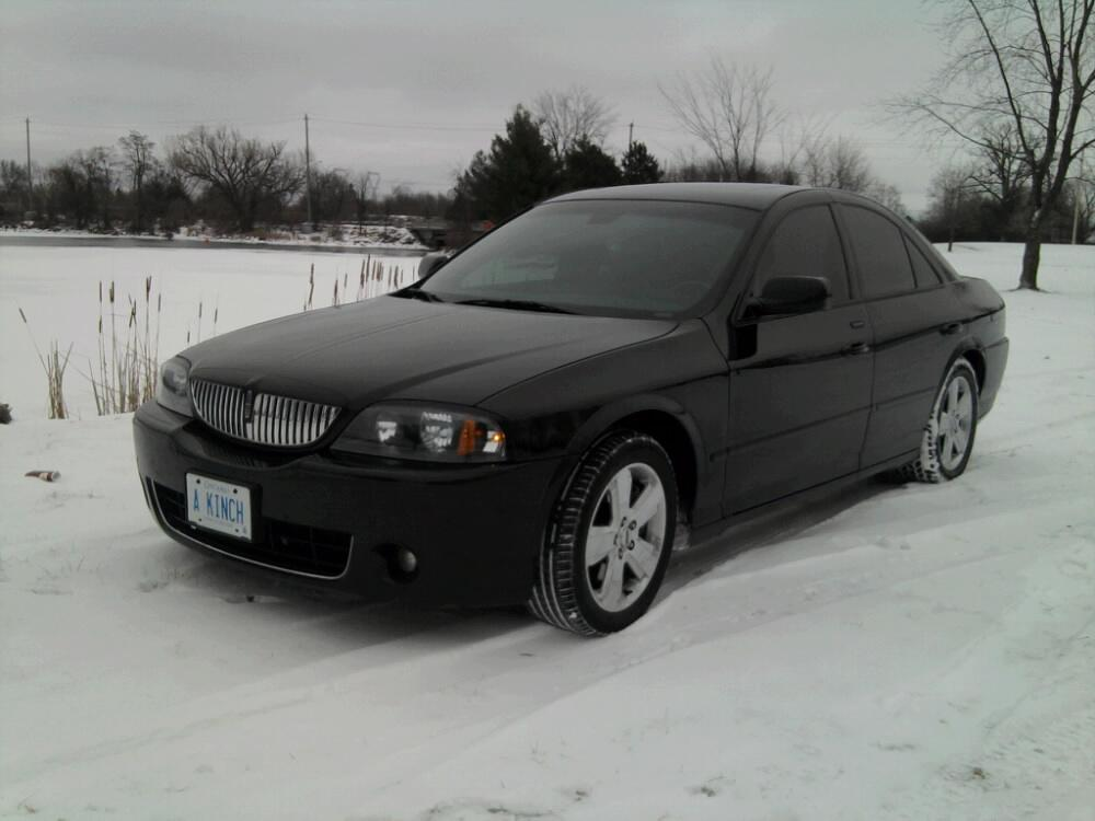 Another kinchy 2006 Lincoln LS post... - 14971873