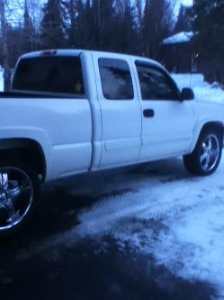 9A0K7Adrenaline 2004 Chevrolet 1500 Extended Cab