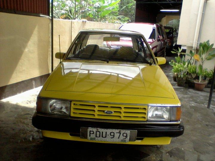Another elevenfingers 1983 Ford Laser post... - 14973401