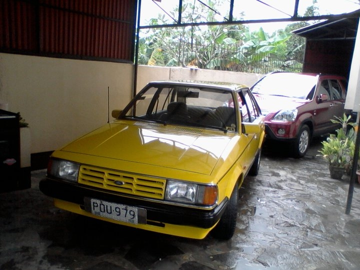 Another elevenfingers 1983 Ford Laser post... - 14973405