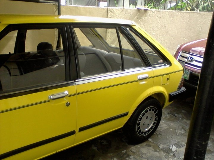 Another elevenfingers 1983 Ford Laser post... - 14973406