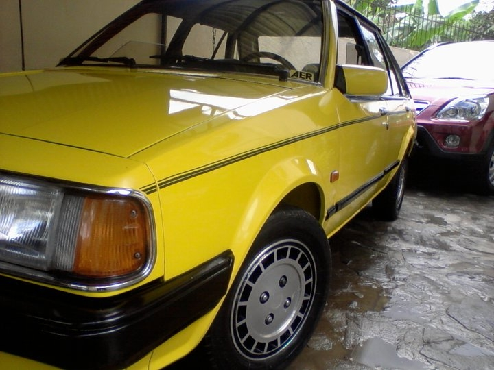 Another elevenfingers 1983 Ford Laser post... - 14973407