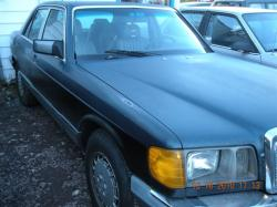 82880105MEMSFTDD 1982 Mercedes-Benz 300SD