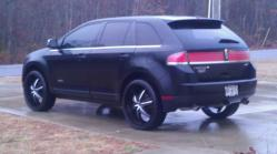 warmleather 2007 Lincoln MKX