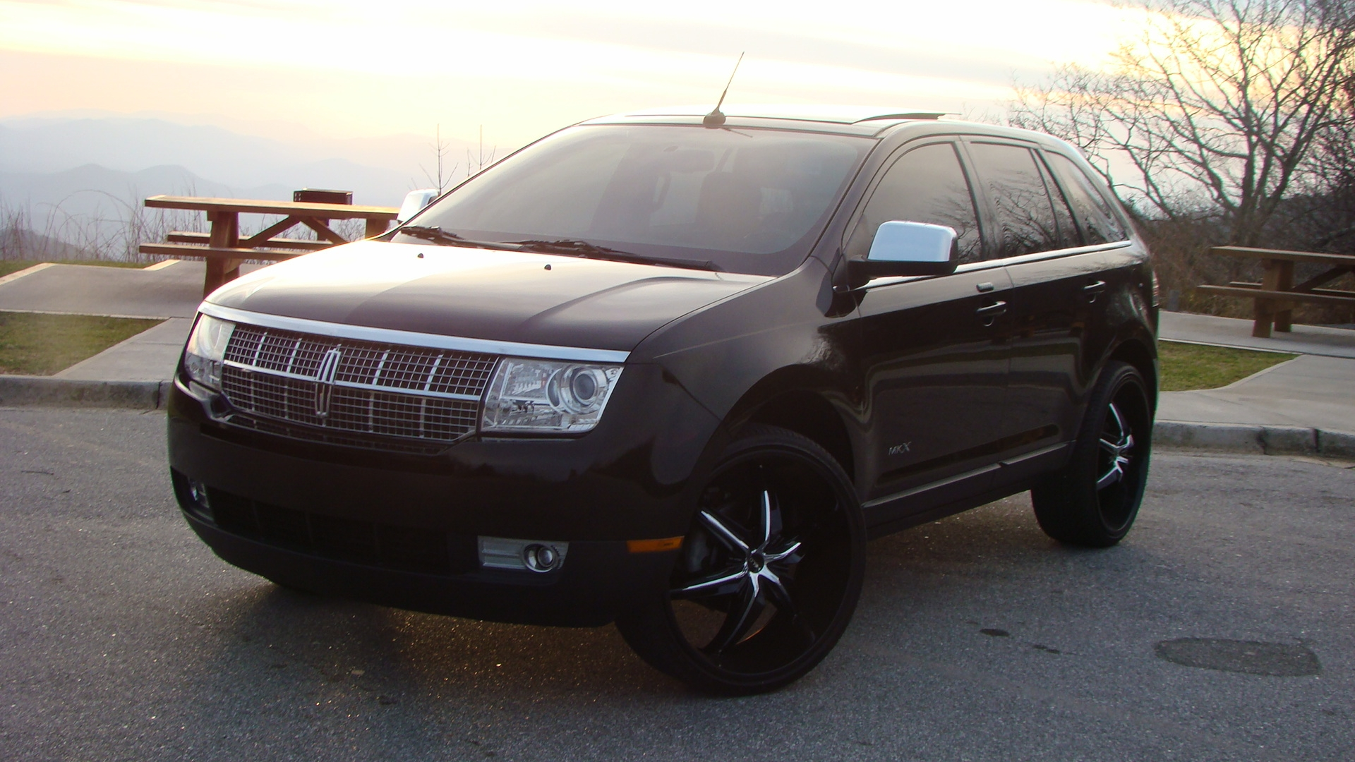 warmleather 2007 lincoln mkx specs photos modification. Black Bedroom Furniture Sets. Home Design Ideas