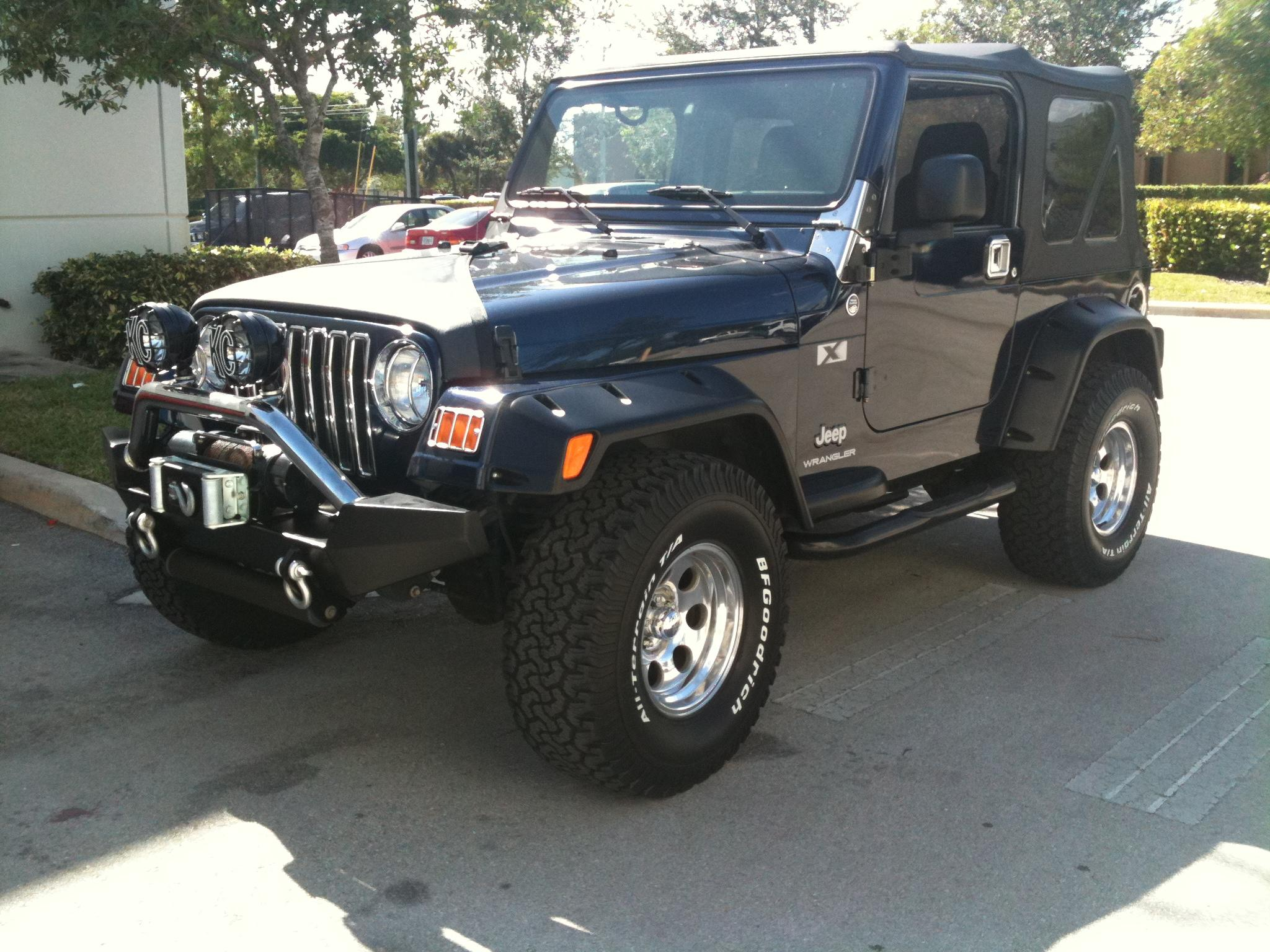 jeepaddons-don 2006 Jeep Wrangler