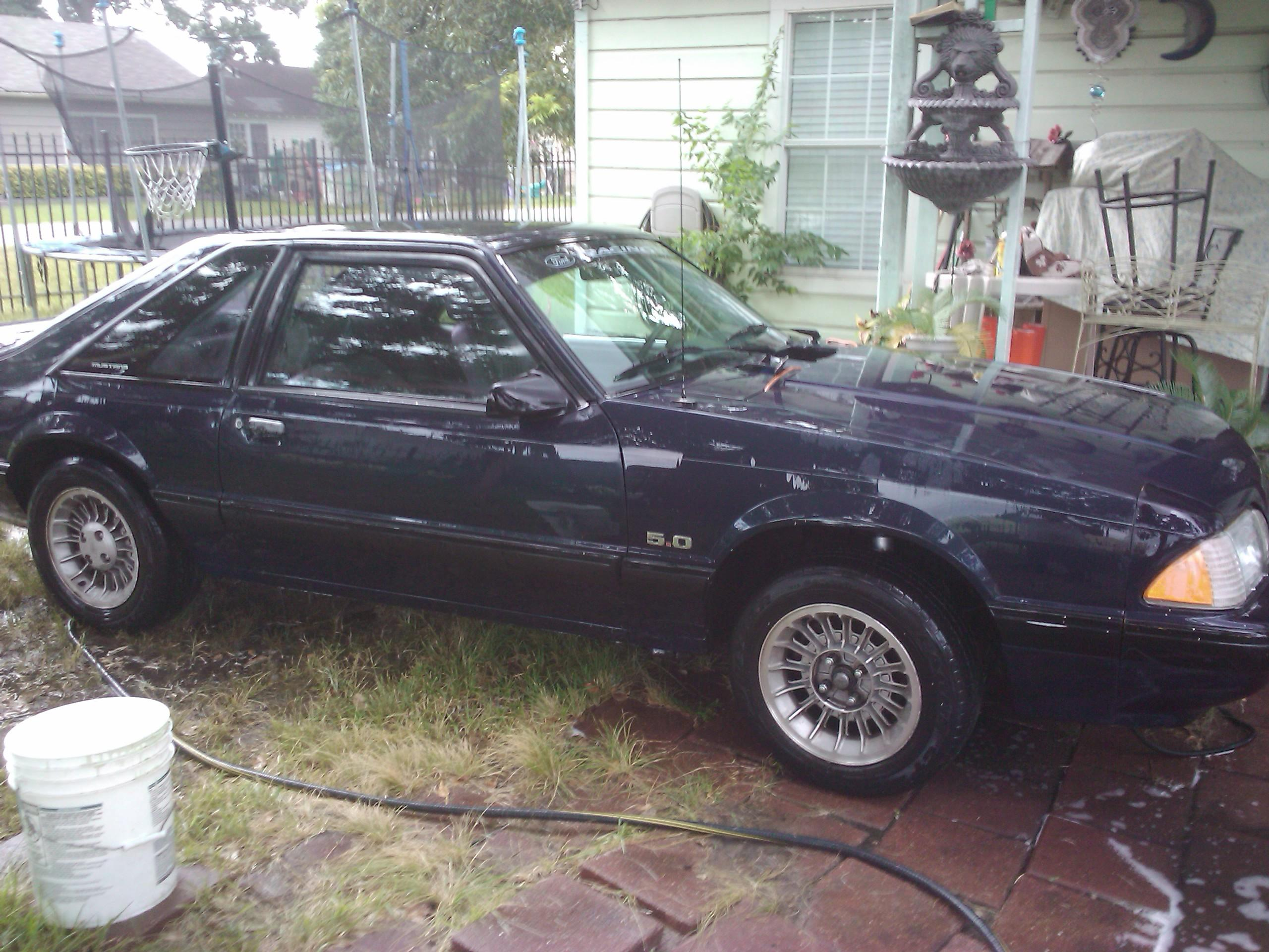 Another RoLoSVO 1989 Ford Mustang post... - 14975438