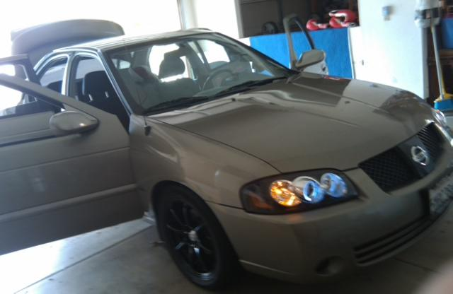 stevie18 2005 Nissan SentraS Sedan 4D Specs, Photos ...