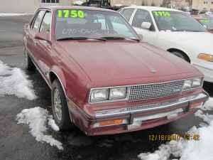 Another brettcannon74 1984 Cadillac Cimarron post... - 14975628