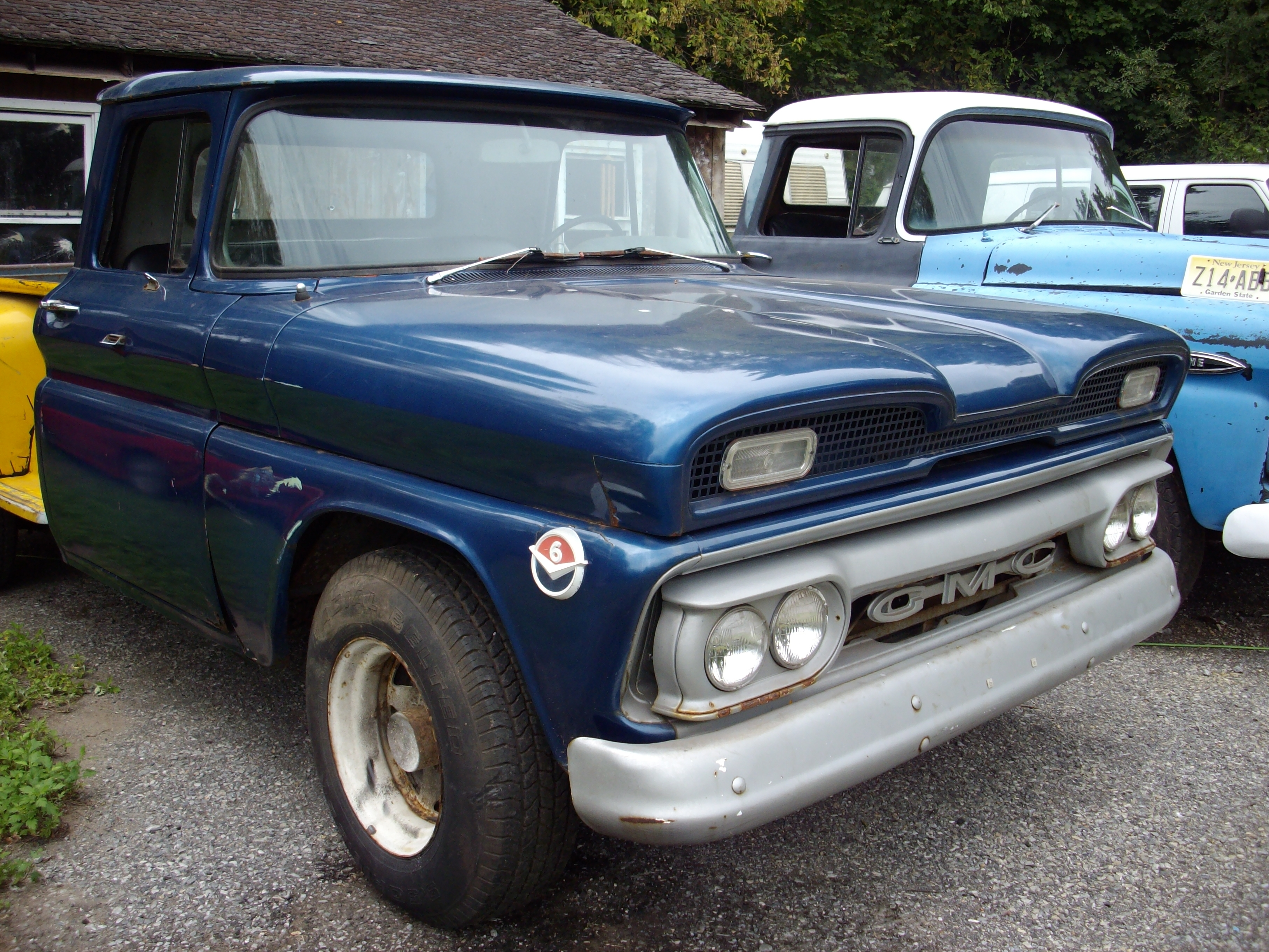 Acura Of Milford >> GMC6066 1960 GMC C/K Pick-Up Specs, Photos, Modification ...
