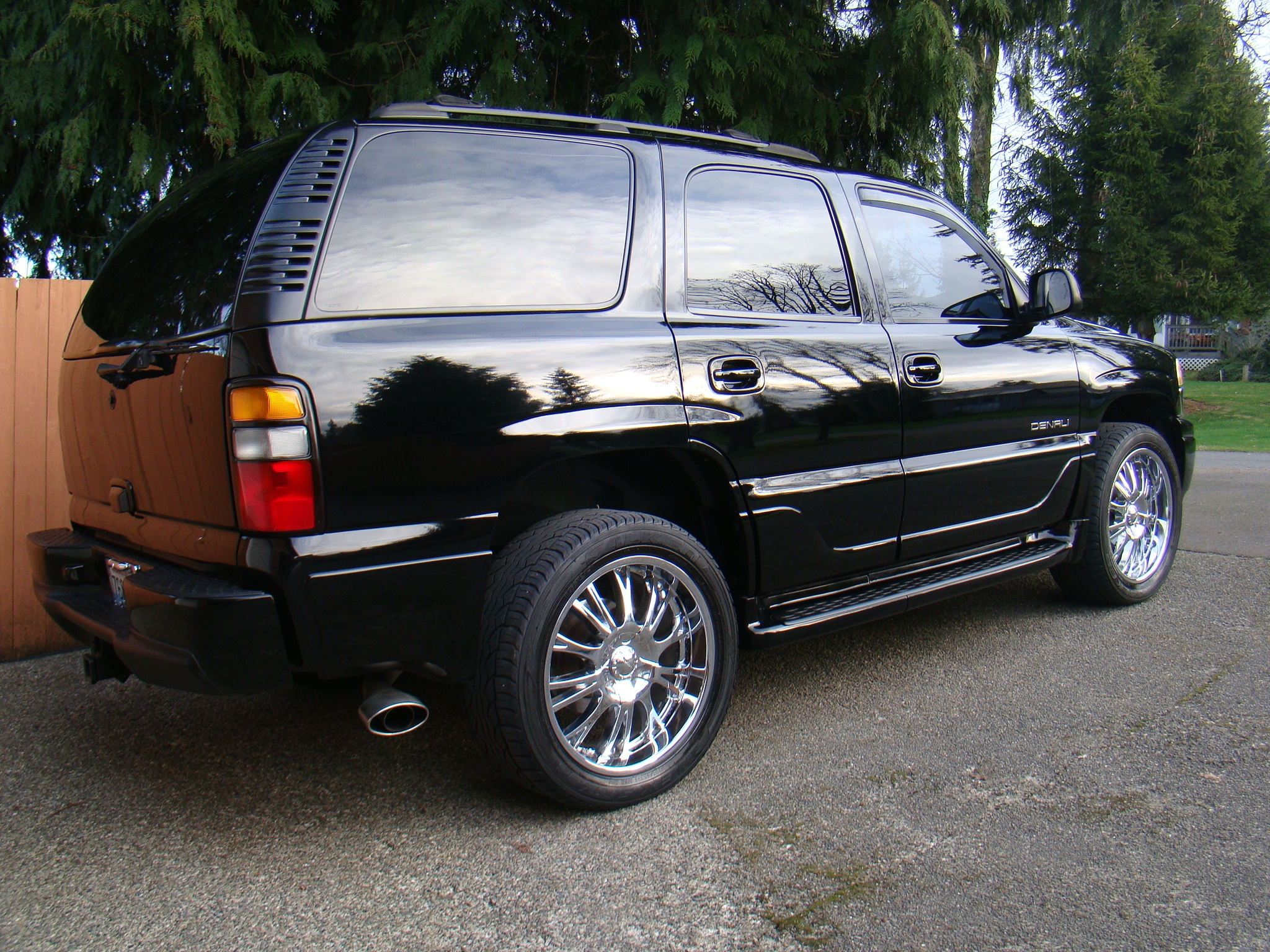 scottysdenali 2004 gmc yukon denali specs photos. Black Bedroom Furniture Sets. Home Design Ideas