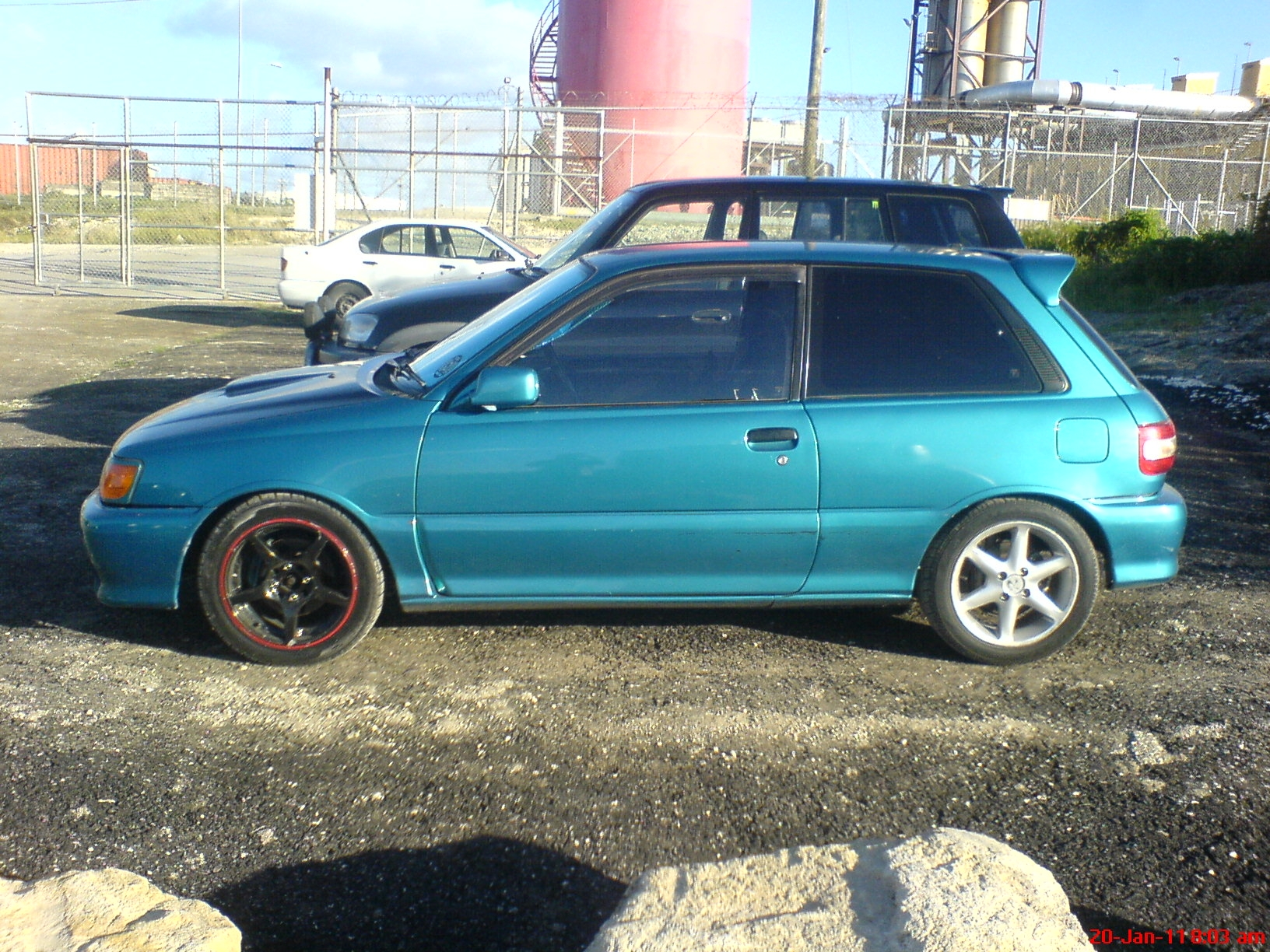 Another Castroltercel 1994 Toyota Starlet post... - 14974784