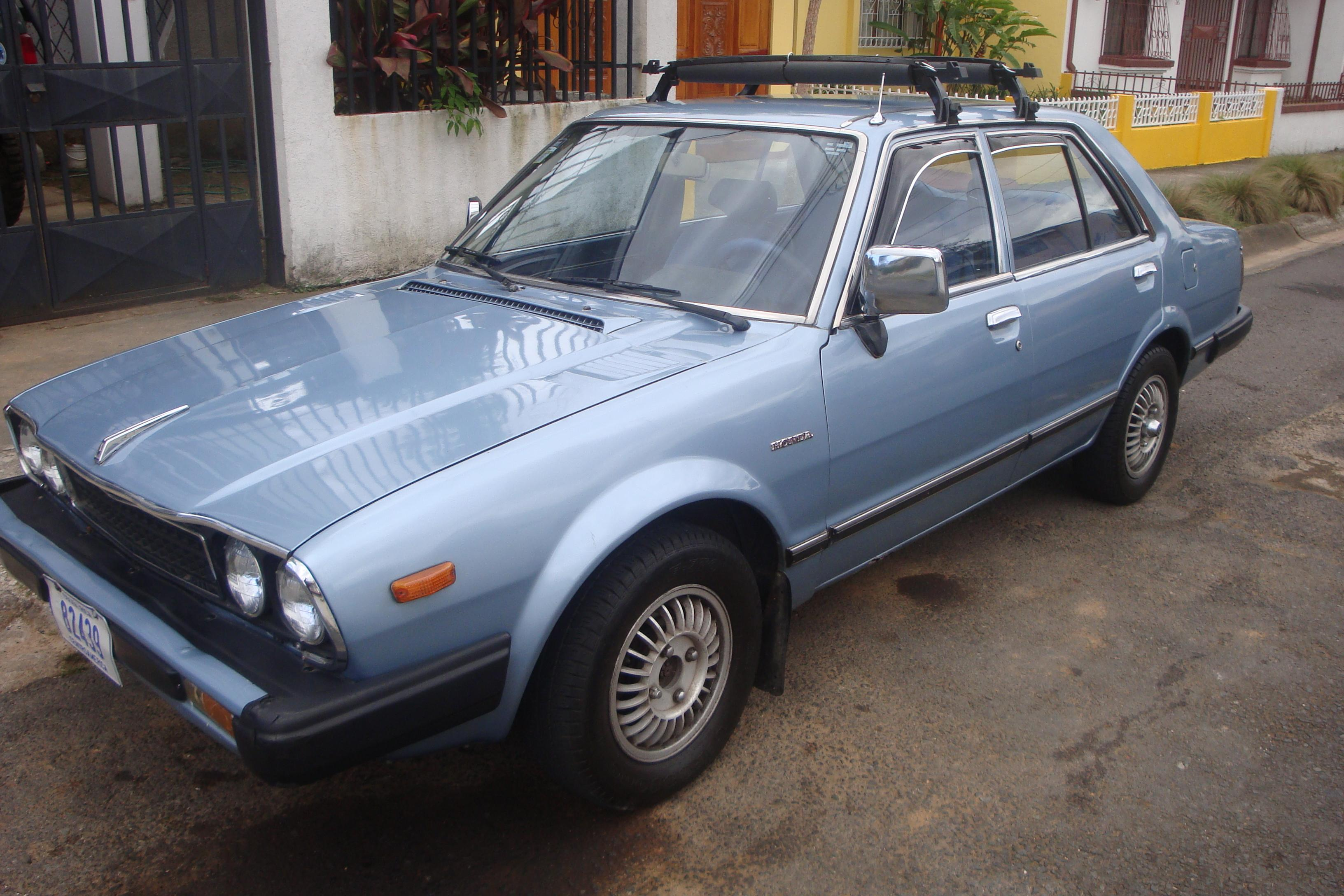 Another luigui 1979 Honda Accord post... - 14976618