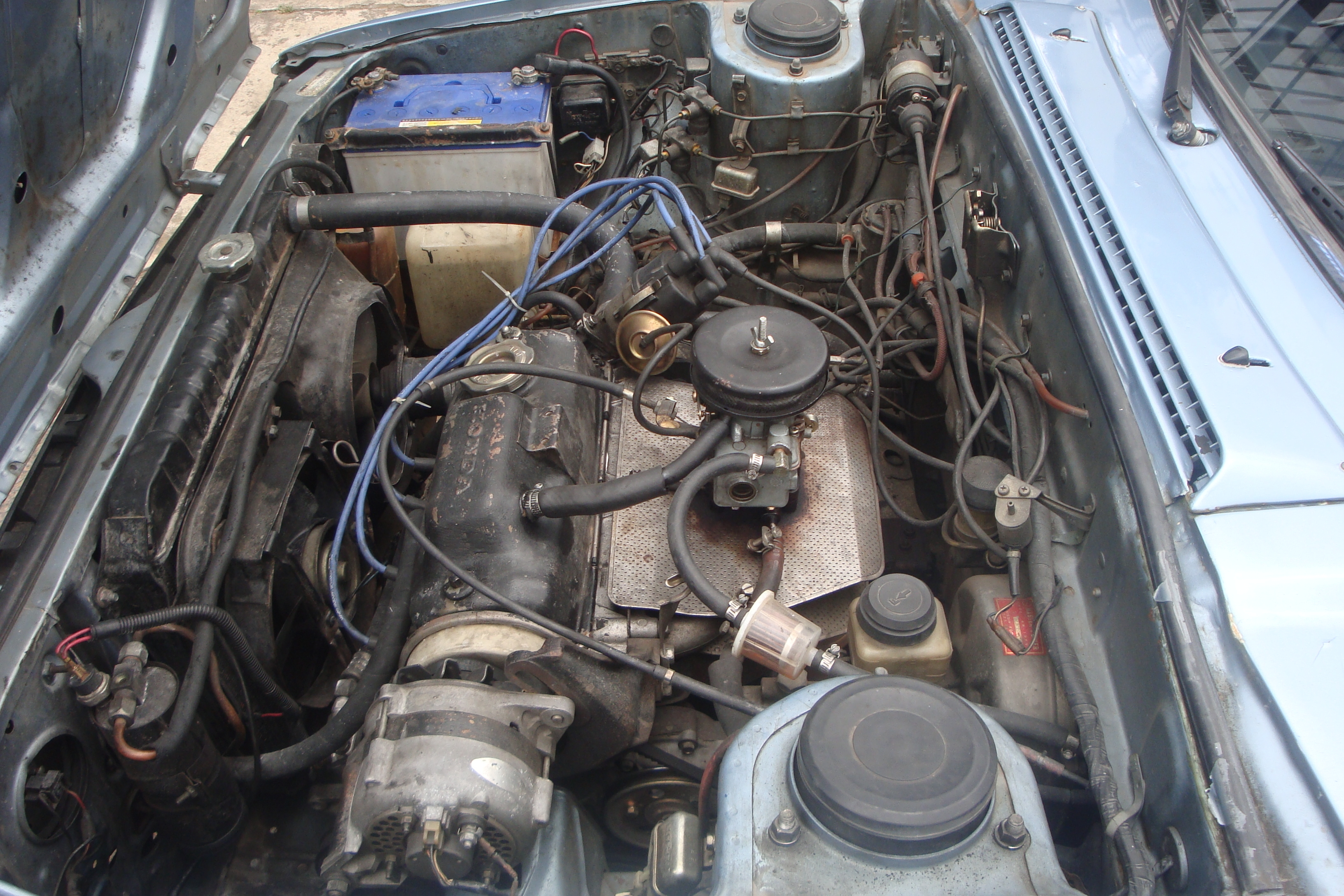 Another luigui 1979 Honda Accord post... - 14976619