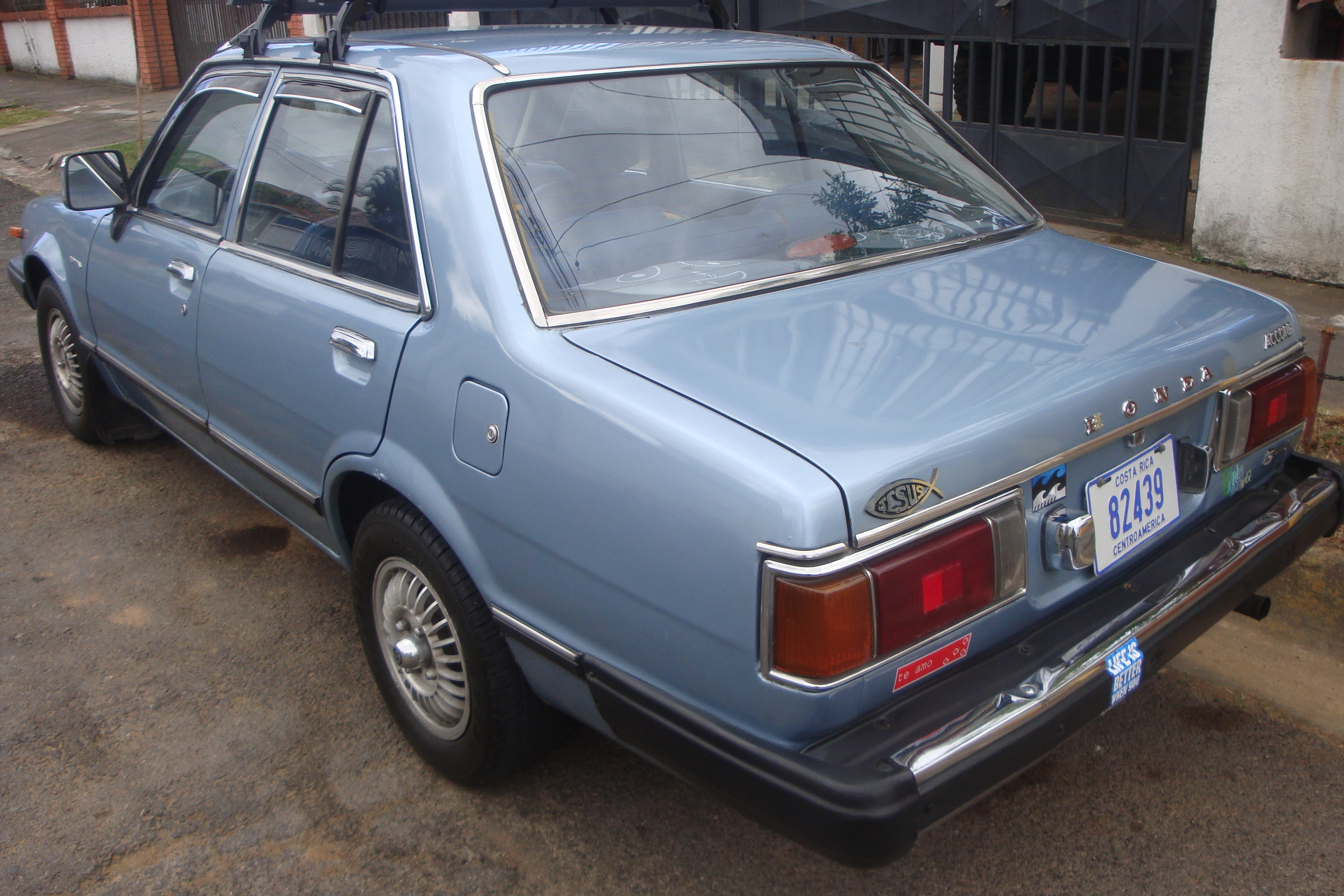 Another luigui 1979 Honda Accord post... - 14976622