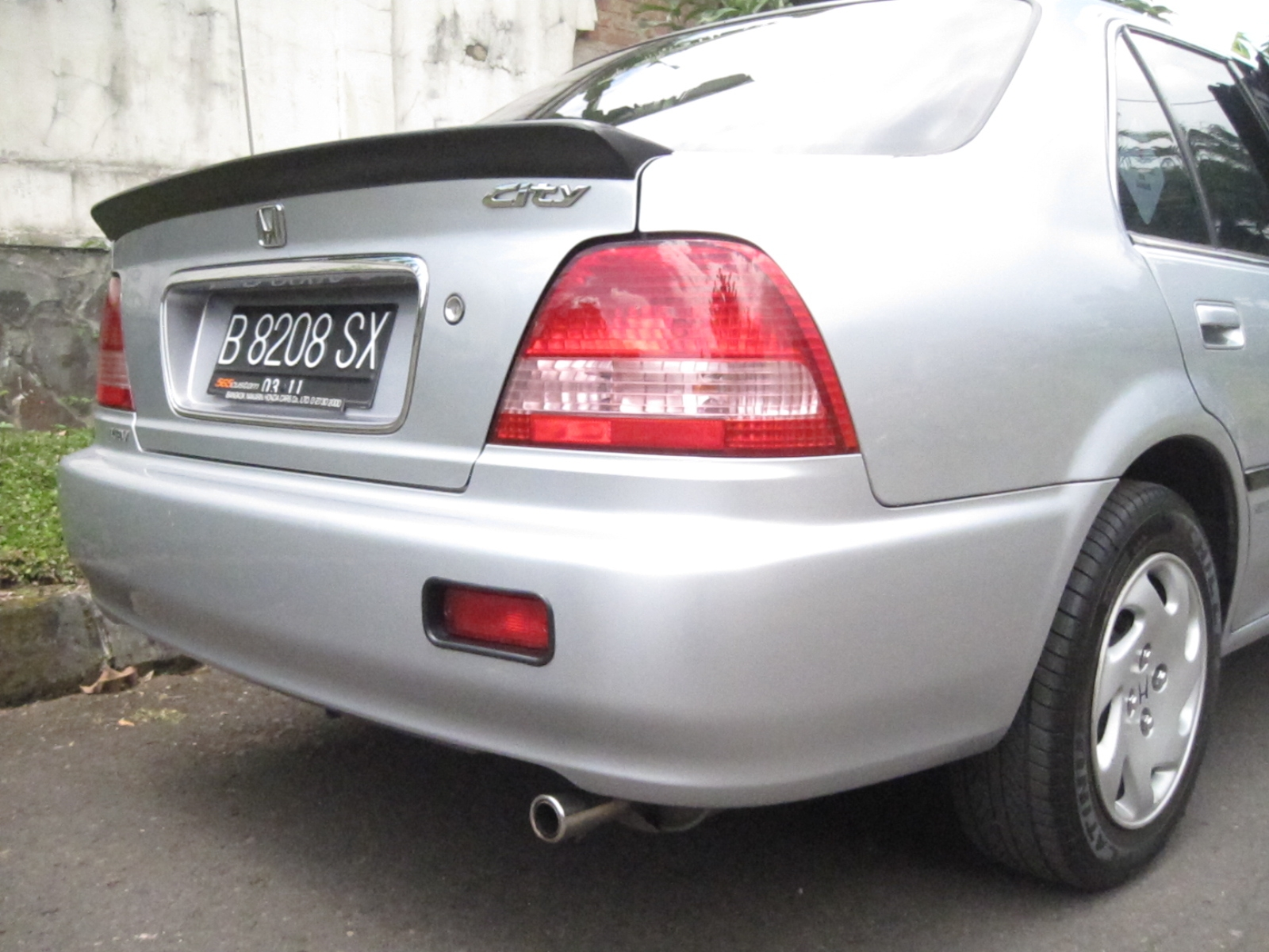 Another ardaBL 2001 Honda City post... - 14977805