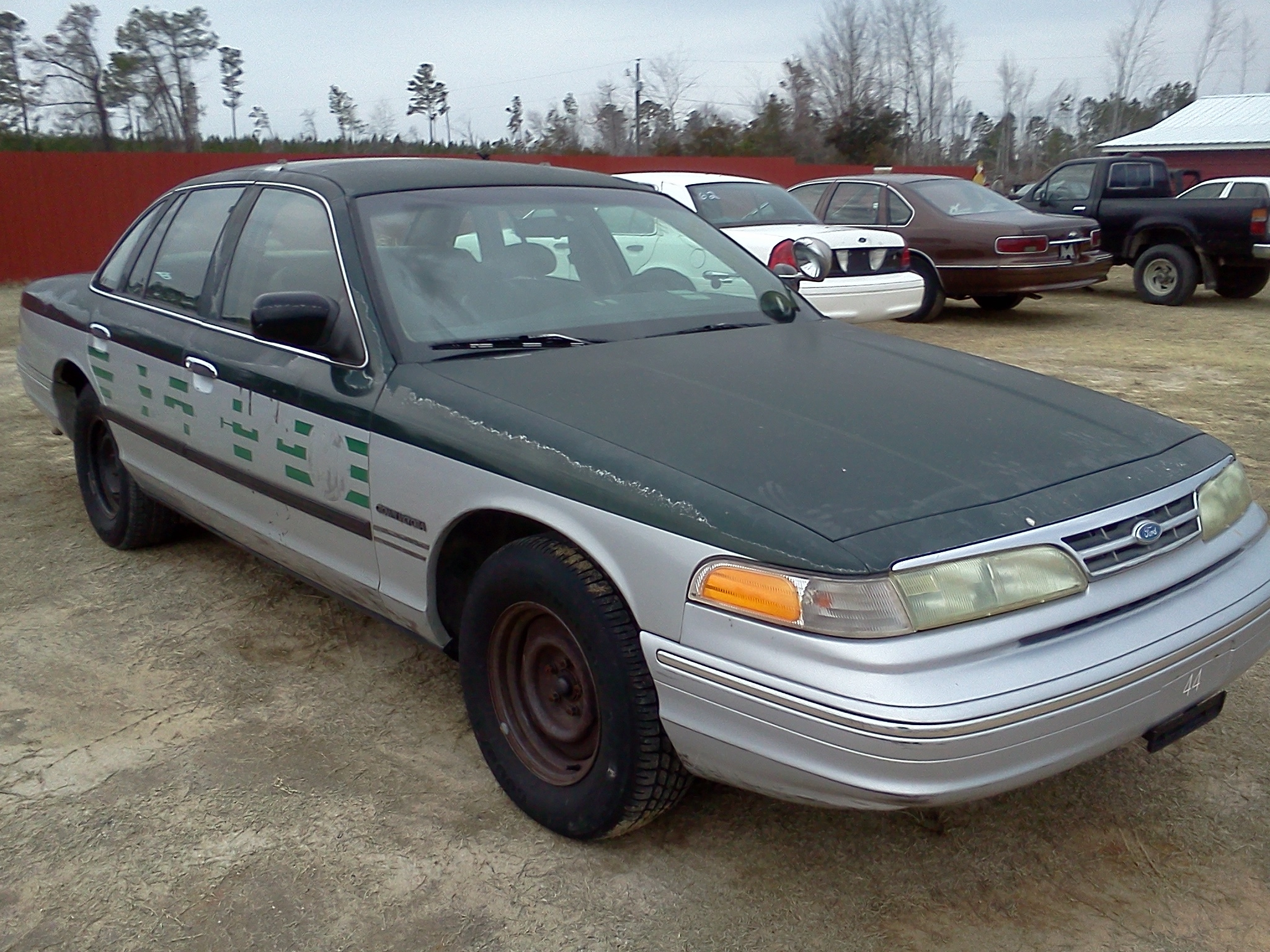 Another TruBandz 1995 Ford Crown Victoria post... - 14976931