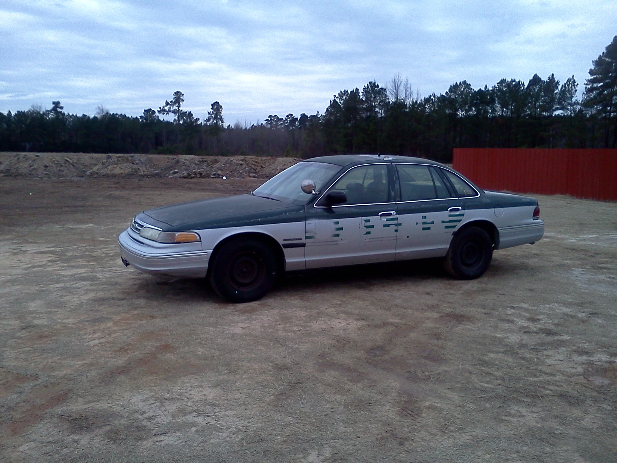 Another TruBandz 1995 Ford Crown Victoria post... - 14976932