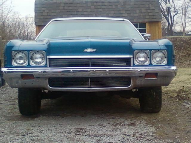 Another Eazytony 1972 Chevrolet Impala post... - 14978830