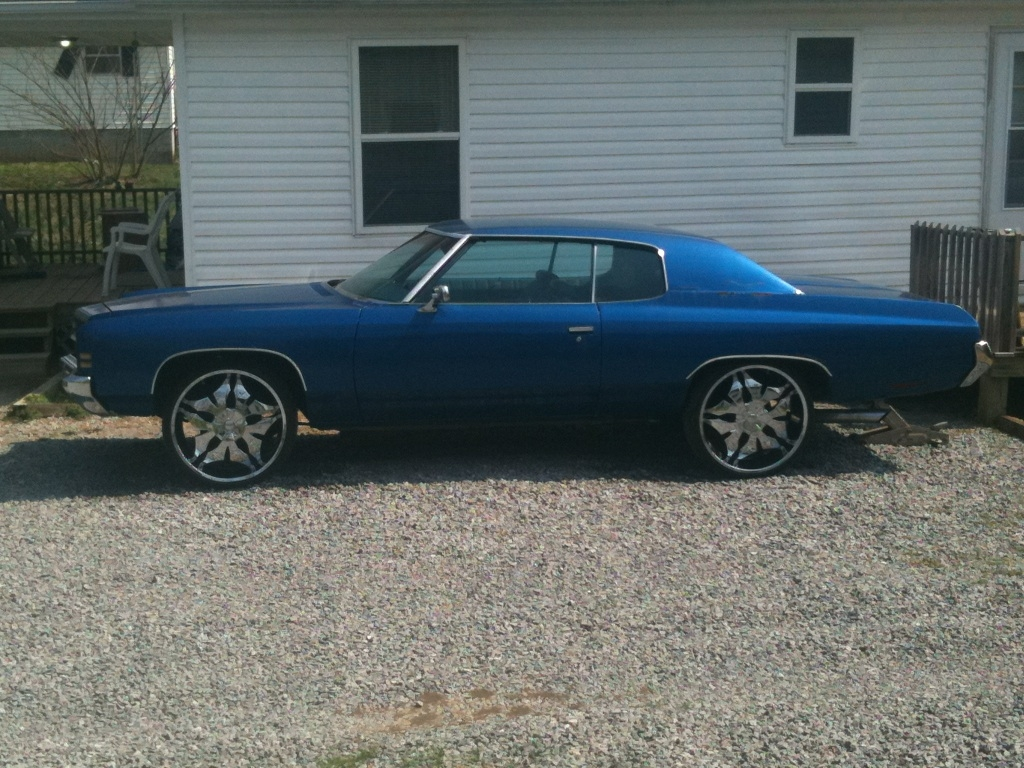 Another Eazytony 1972 Chevrolet Impala post... - 14978836