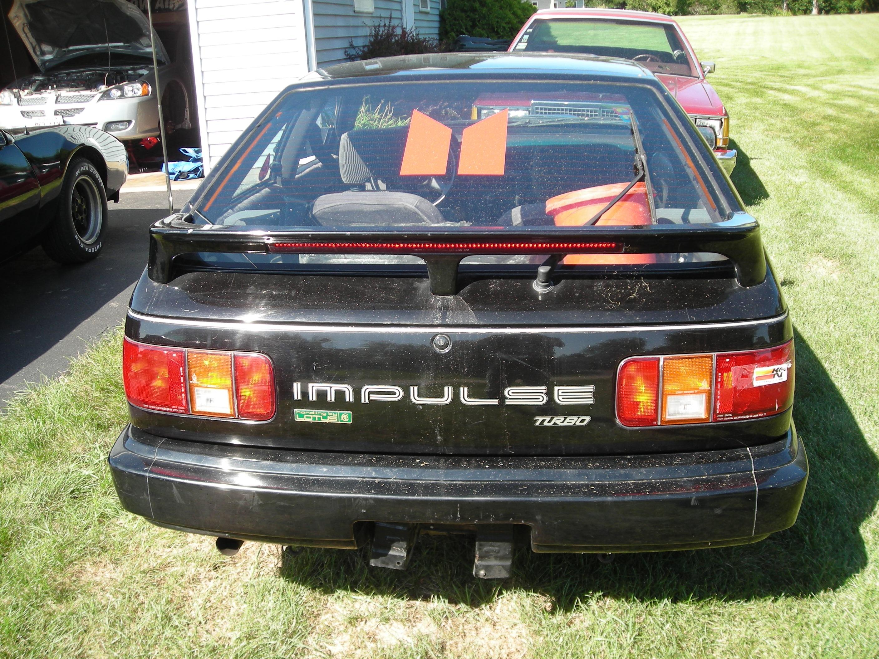 1989 isuzu impulse view all 1989 isuzu impulse at cardomain