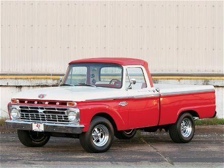 Another ZachR 1966 Ford F-1 post... - 14977093