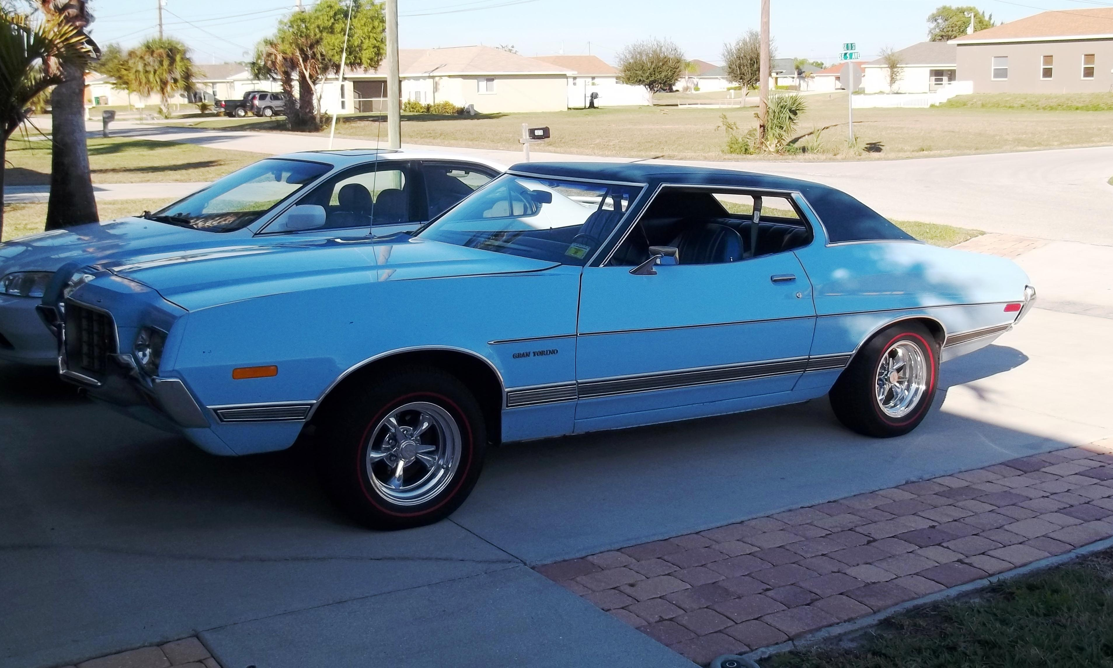 Another Mazzy_1 1972 Ford Gran Torino post... - 14979943