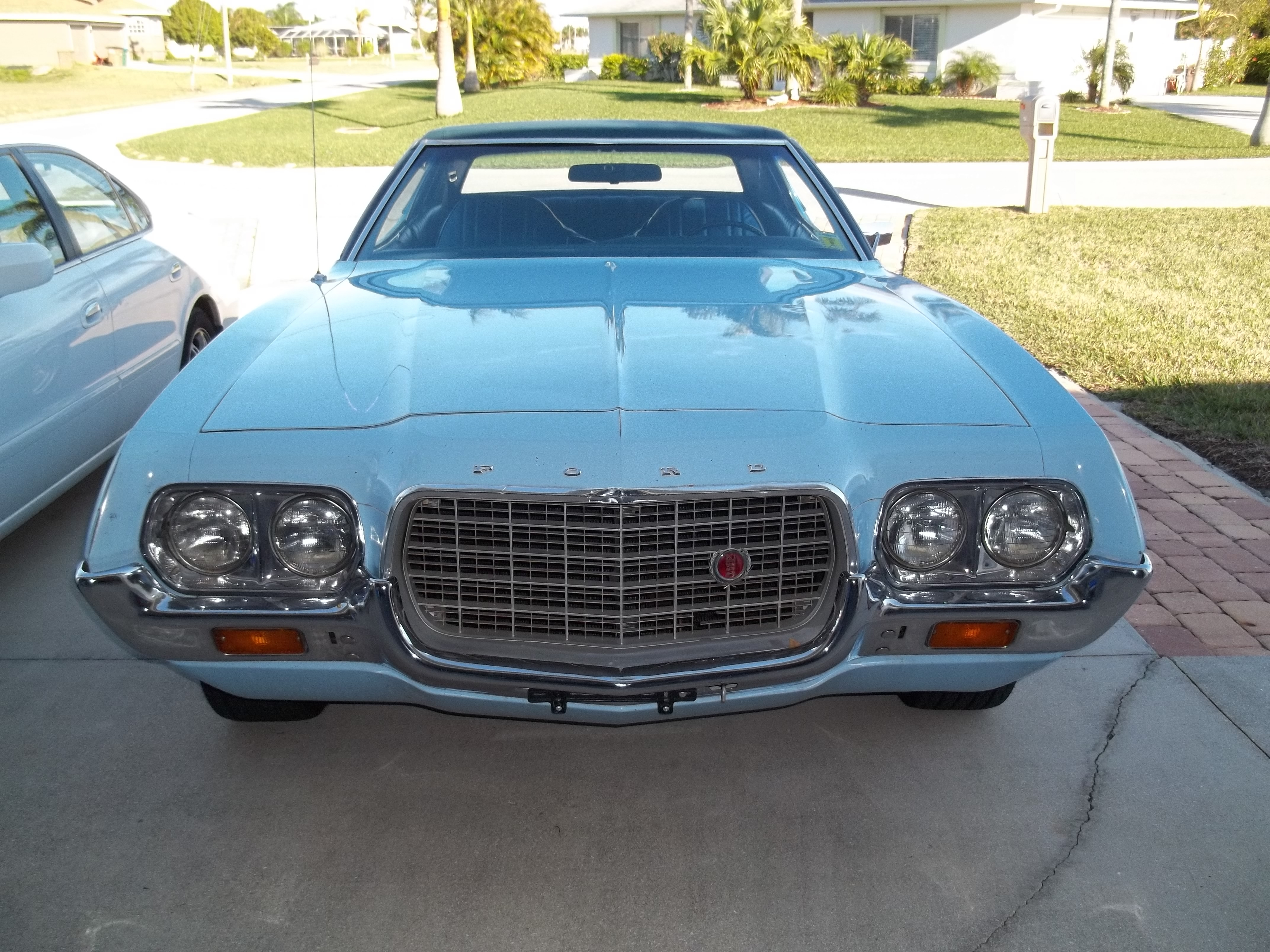 Another Mazzy_1 1972 Ford Gran Torino post... - 14979950