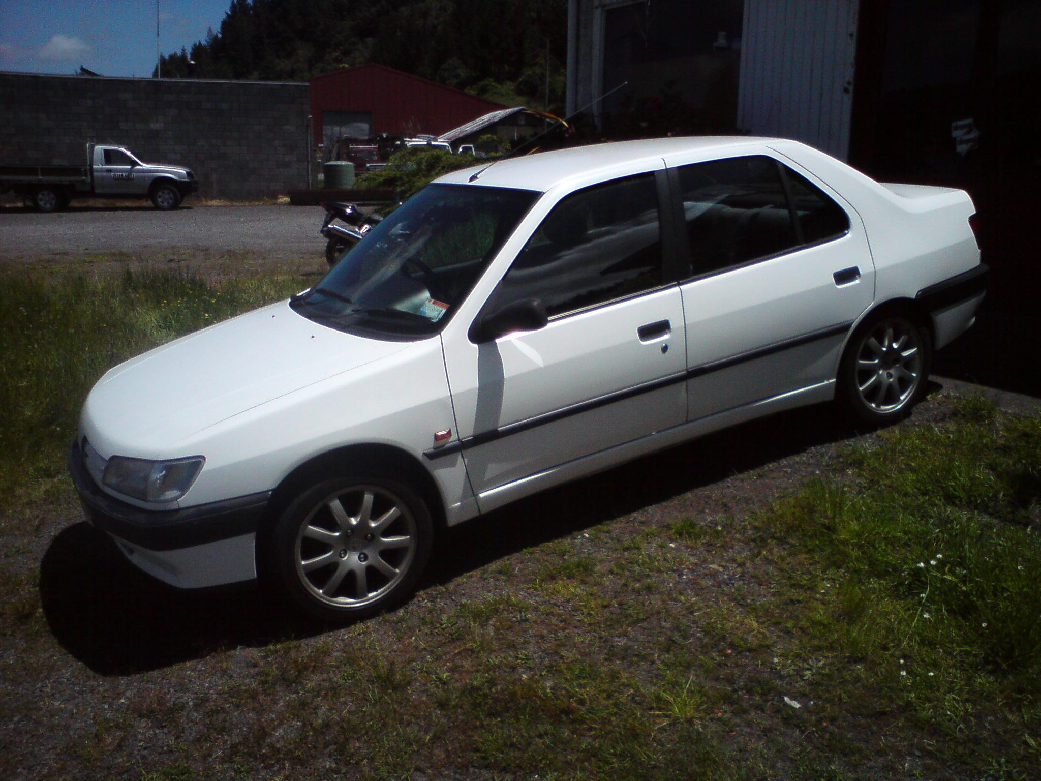 Another tomuchofme 1996 Peugeot 306 post... - 14980518