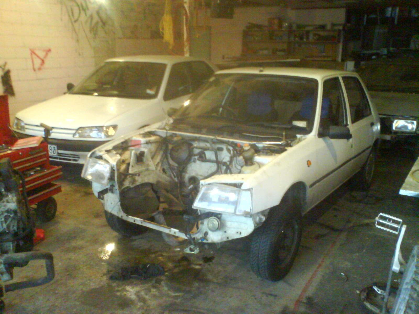 Another tomuchofme 1990 Peugeot 205 post... - 14980519